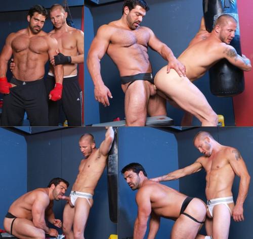 Hot Jocks Nice Cocks - Brenn Wyson & Vince Ferelli Gay Clips