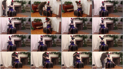 Bondage Orgasm for Ponygirl Lorelei Part 2