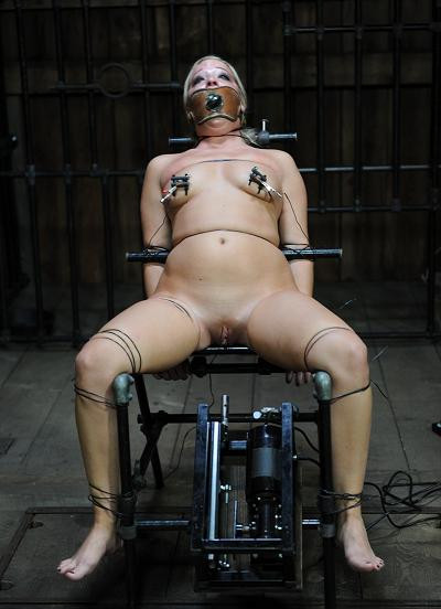 Electric chair for torture BDSM