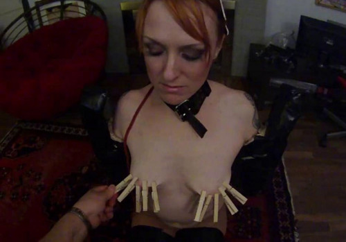 TB – Natalie Groilla Taped Part 2