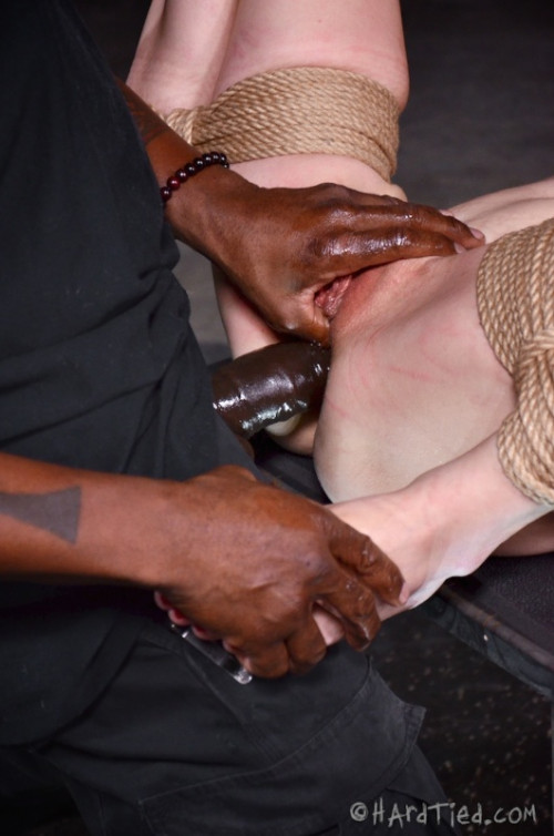 HT - Violet Monroe, Jack Hammer - Deep Throat - Mar 4, 2015 - HD BDSM