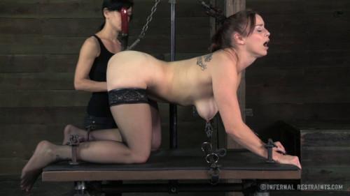 Return Of The Panty Sniffing - Bella Rossi - Elise Graves BDSM