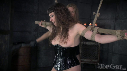 Pierced (26 Jan 2015) Topgrl BDSM