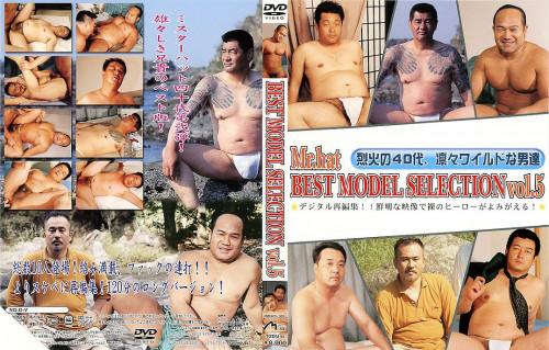Mr.Hat Best Model Selection Vol 5 Asian Gays