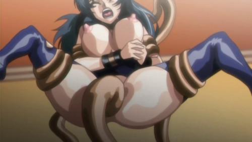 Taimanin Asagi - Sexy Hentai Anime and Hentai
