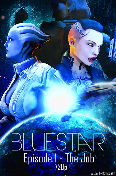 Blue Star Episode 1-2 3D Porno