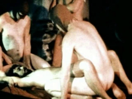 Jaguar Production / Bijou Classics - Night of the Occultist Gay Porn Clips
