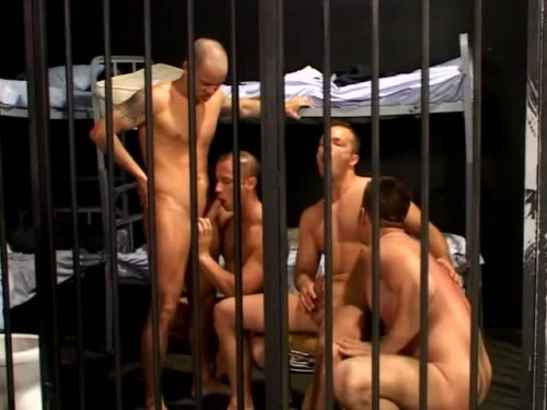 Threesomes Prisoners of sex Gay Porn Clips