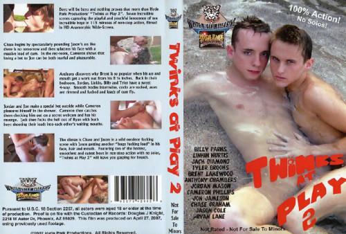 Twinks At Play vol.2 Gay Movie