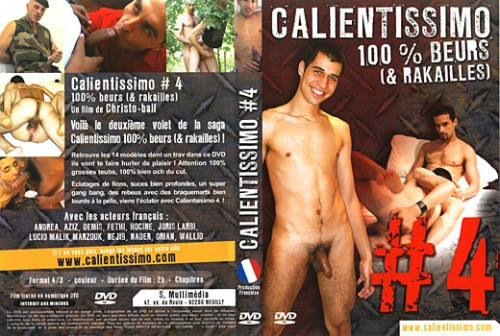 Calientissimo vol.4 - 100% Beurs Gay Movie