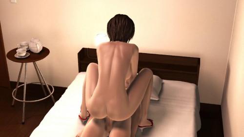 Katekyo 3D Porno