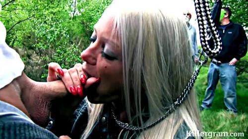 Killergram – Layla Pink – Public exposure 720p Oral Sex