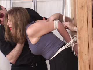 The beautiful models into beautiful bondages BDSM