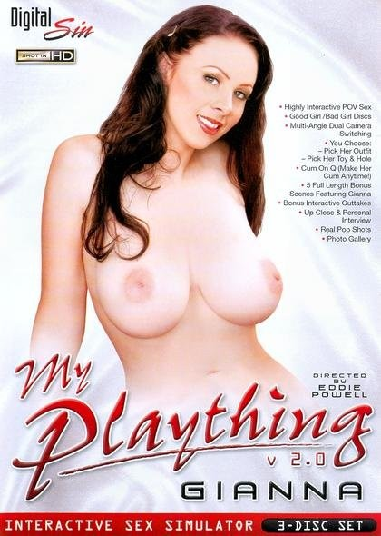 My Plaything V 2.0: Gianna Porn Games