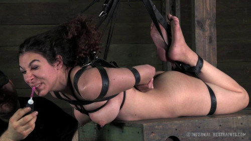 CruelBondage - Haley Rue. BDSM