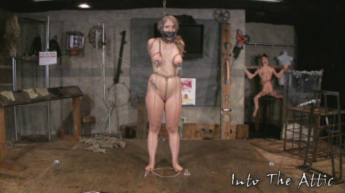 IntoTheAttic Tracy BDSM