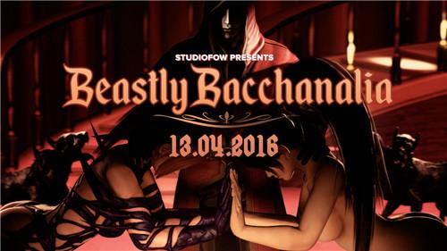 Beastly Bacchanalia 3D Porn