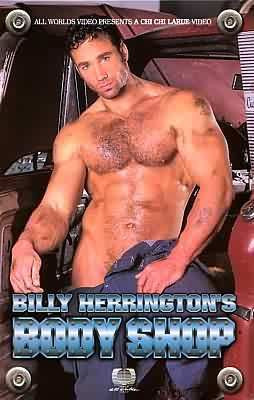Billy Herringtons Body Shop Gay Porn Movie