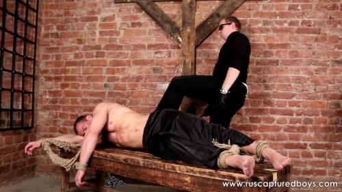 RusCapturedBoys - Submissive slave Yaroslav - Part I - 15.12.2015 Gay BDSM