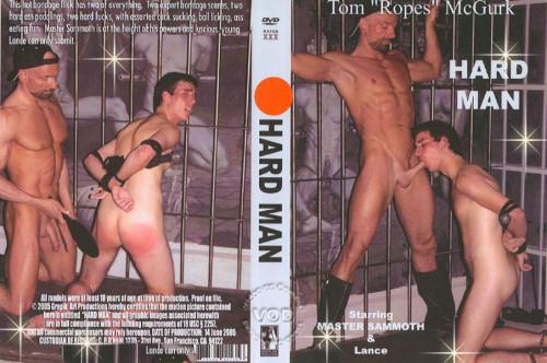 Hard Man Gay BDSM