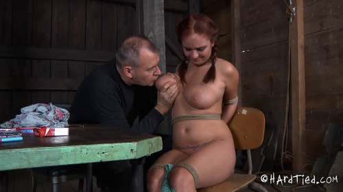 Trapped Part One - Ashley Graham BDSM