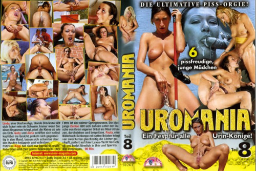 DOWNLOAD from FILESMONSTER: peeing Uromania 8