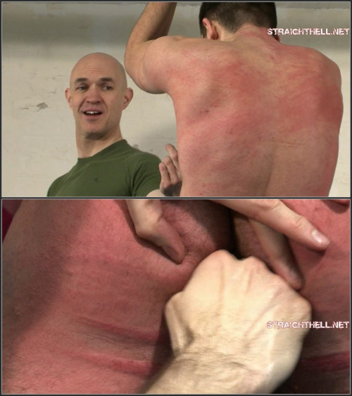 Lukas4-l - Clothes ripped off, wrists tied, body flogged, dick groped Gay BDSM