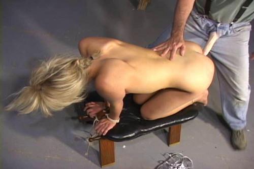 PowerShotz-Bailey ass fucked BDSM