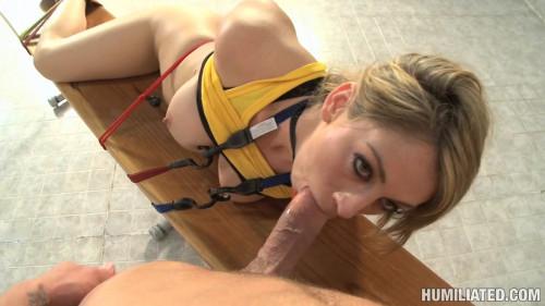 Humiliated - Amber Ashlee BDSM