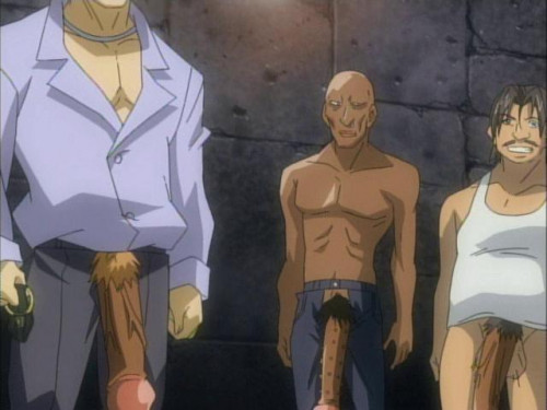 Shinsou no Reijoutachi Bondage Game - Sexy HD Anime and Hentai