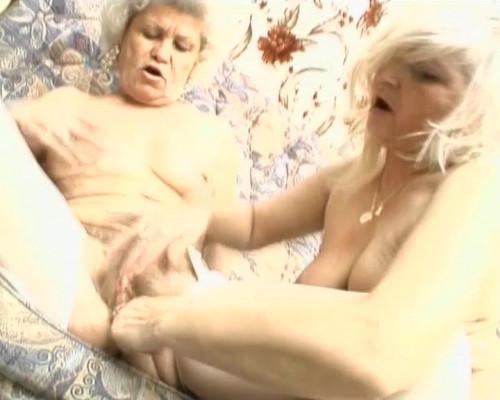 Grandma Is Still Horny (2008)