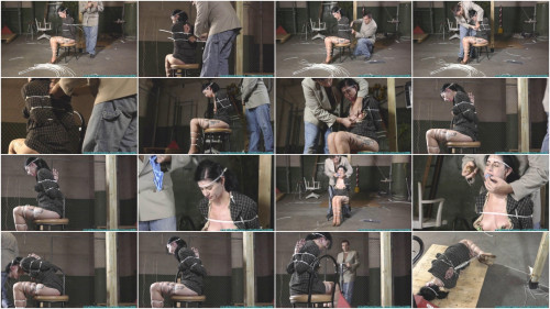Employee Discipline Nyxon Rope Alternative - Part 2 BDSM