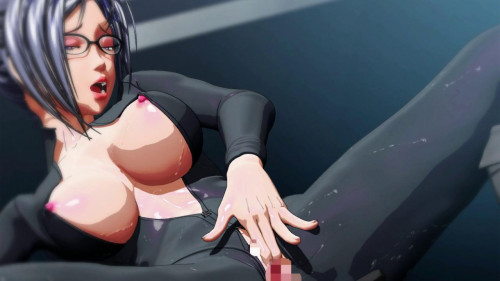 Vice President's After School - 3d HD Video 3D Porno