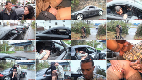 DOWNLOAD from FILESMONSTER: public sex Deblikova A quicky in the car