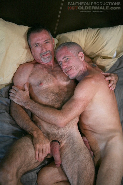 Hot Older Male - Rex and Price (HD) Gay Clips