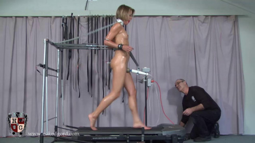 Pony Treadmill Trainer BDSM