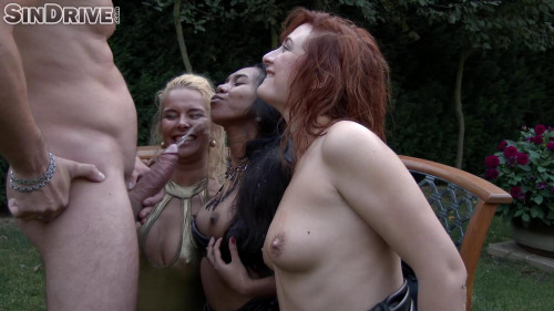Nikki Dream, Eva Berger, Killa Raketa – We Fuck For Fun and Piss For Jizz (2016)