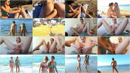 Kristen Scott & Nina North – Beach Bunnies