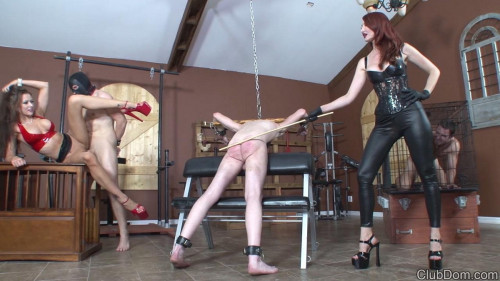 DOWNLOAD from FILESMONSTER: femdom and strapon Drama. Satisfy Her, Or Your Friend Is Hurt