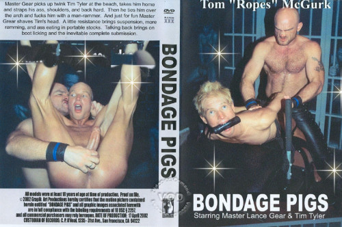 Bondage Pigs Gay BDSM