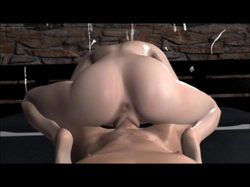 Haruka 3 3D Porno