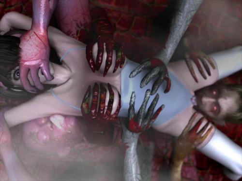 little ballerina - HINA 3D Porno