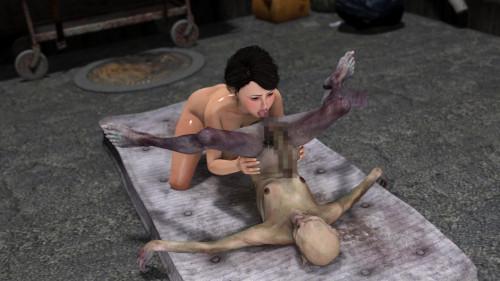 Spirit Alley 3D Porno