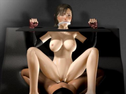 Broken heat 3D Porno