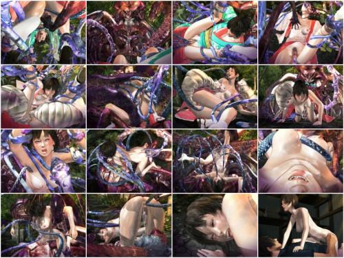 Gen shoku yu 2014 3D Porno
