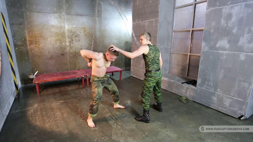 RusCapturedBoys - Only Best Collection - 18 clips. Part 6. Gay BDSM SiteRips