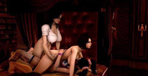 Big Futa - Pop Effect Vol. 1 3D Porno