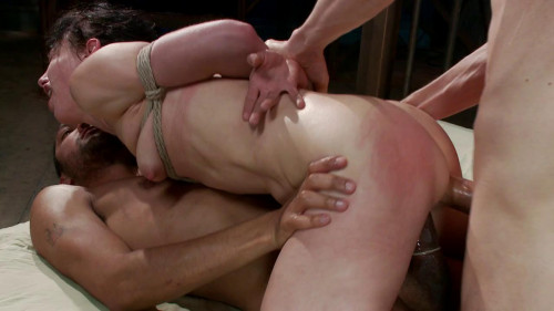 Elise Graves, Mickey Mod and Owen Gray BDSM