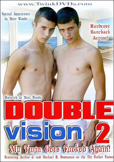 Double Vision 2 My Twin Gets Fucked Again! Gay Porn Movie