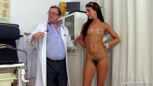 Promesita (21 years girls gyno exam) HD Clips